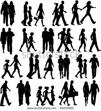426x470 Silhouette Of Person Gallery Images)