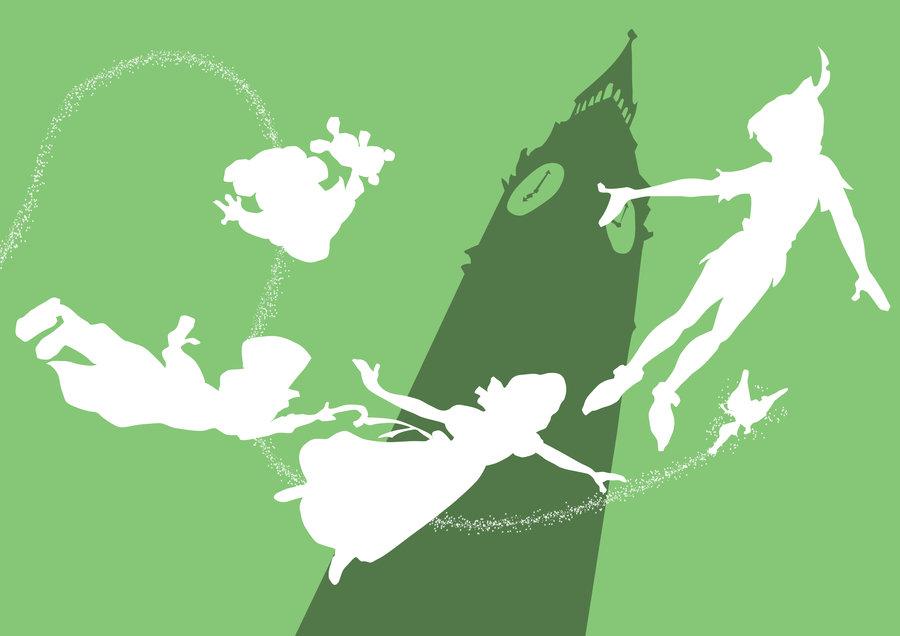 900x636 Peter Pan