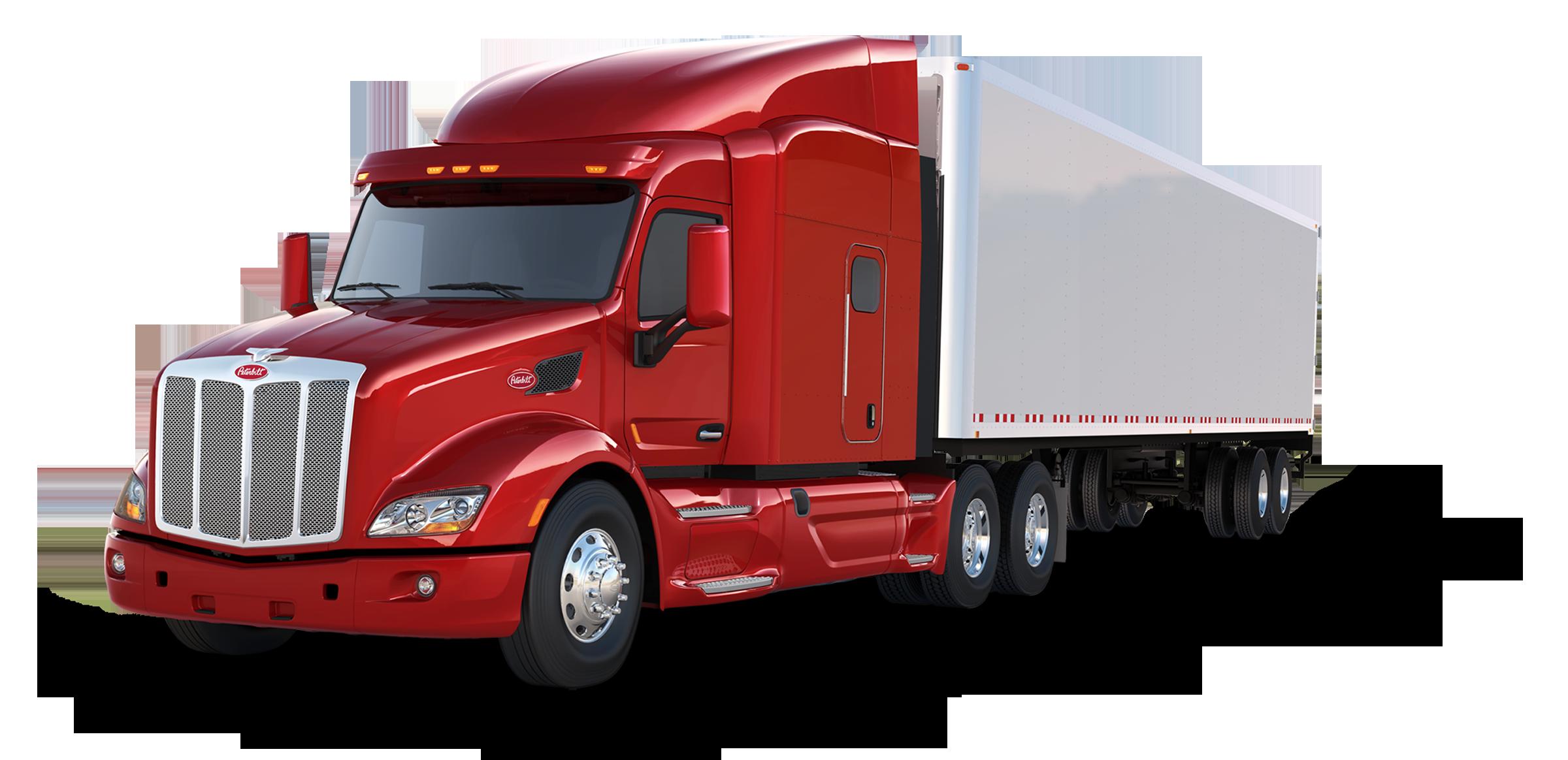 Peterbilt Truck Vector