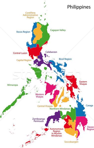 380x600 Republic Of The Philippines Vector Illustration Iryna Volina