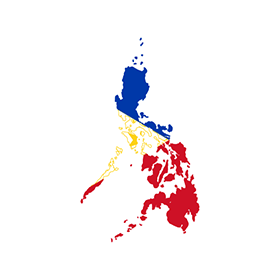 280x280 Flag Map Of Philippines Logo Vector Free Download