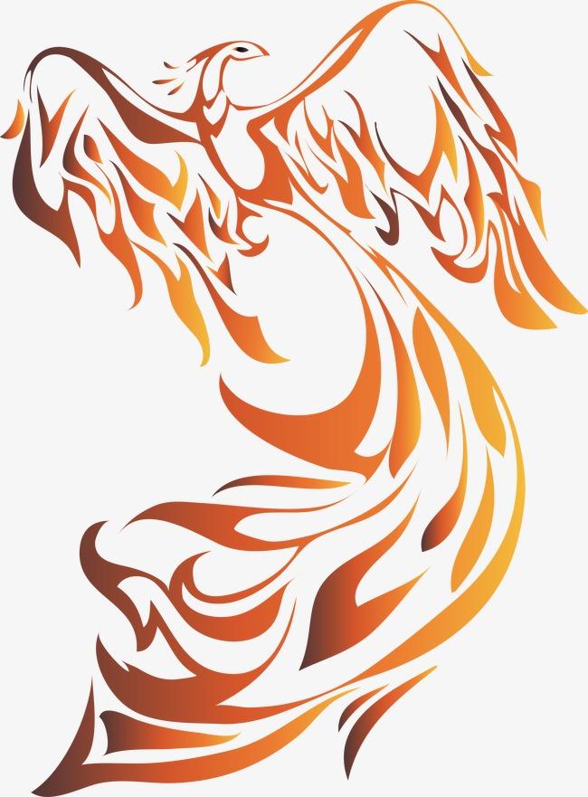 650x881 Phoenix Effect, Phoenix Vector, Effect, Vector Png And Vector For
