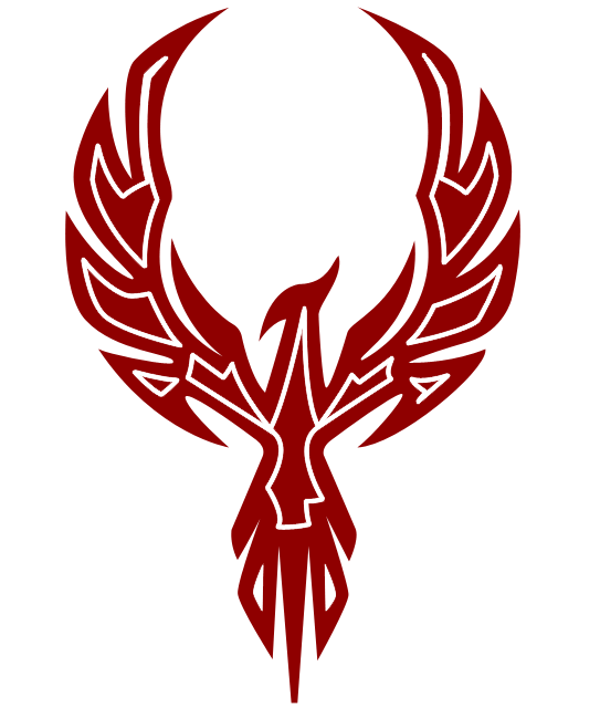 543x649 Collection Of Free Phoenix Vector Medieval. Download On Ubisafe