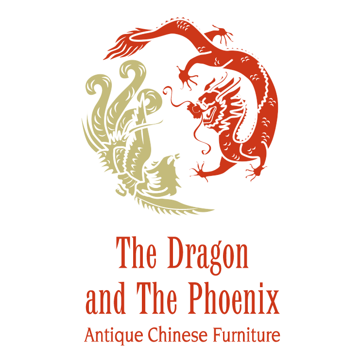 745x745 The Dragon And The Phoenix Free Vector 4vector