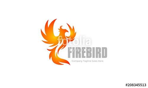 500x300 Flame Bird