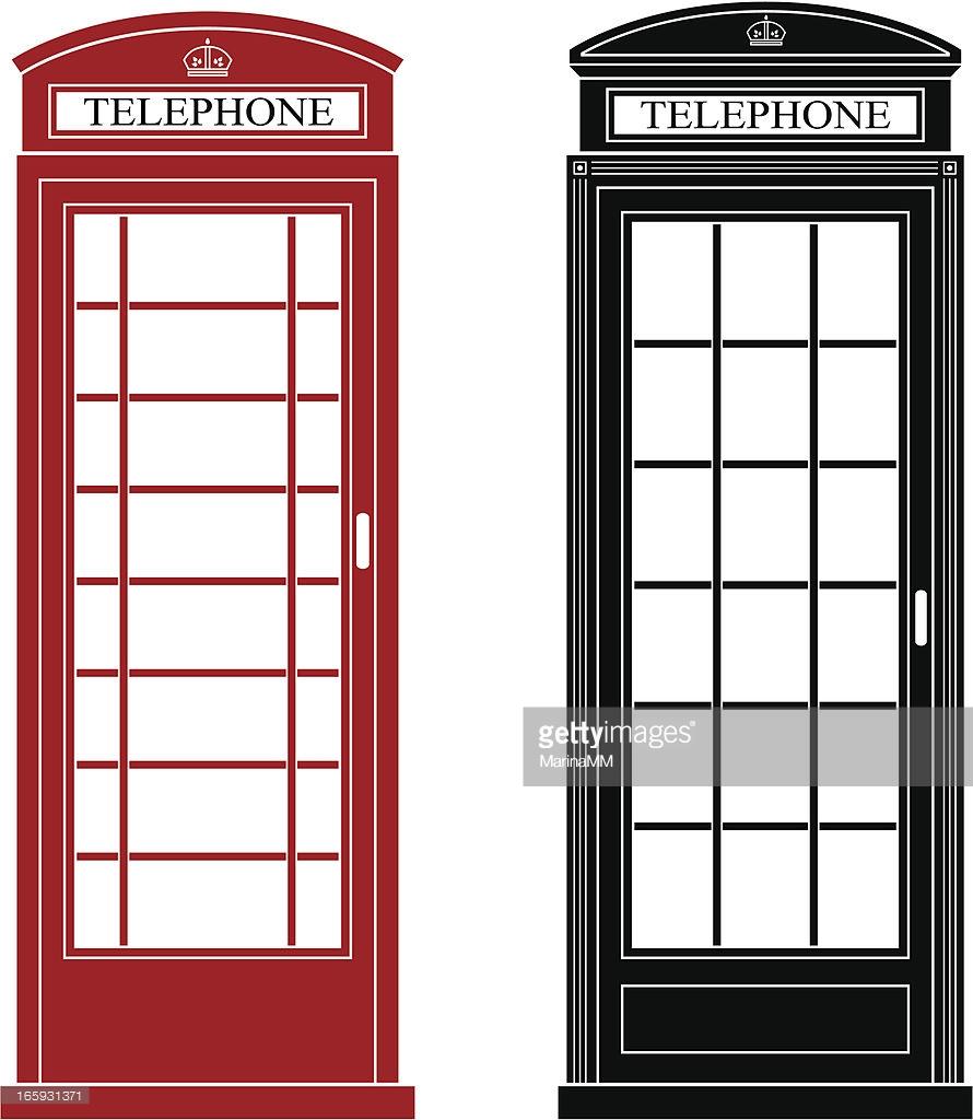 890x1024 Phone Box Clipart Red Telephone Box