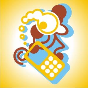 300x300 Phone Call Vector