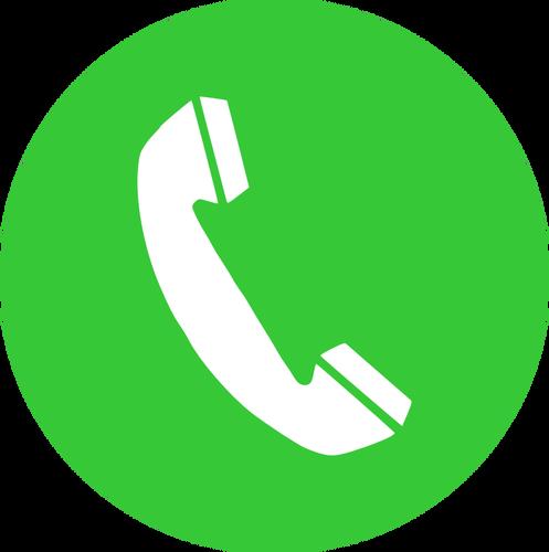 497x500 Phone Call Icon Vector Image Public Domain Vectors