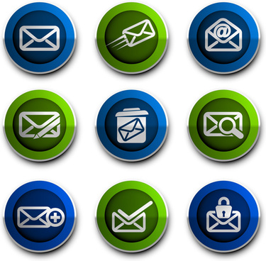 375x368 Email Icon Vector Free Vector Download (23,314 Free Vector) For