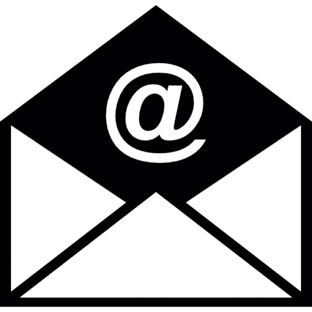 626x626 Opened Email Envelope Icons Free Download