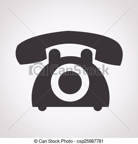450x470 Old Phone Icon.