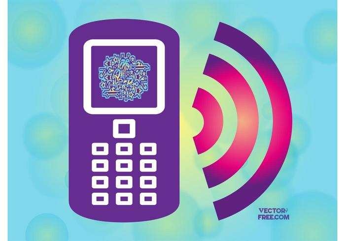 700x490 Phone Free Vector Art