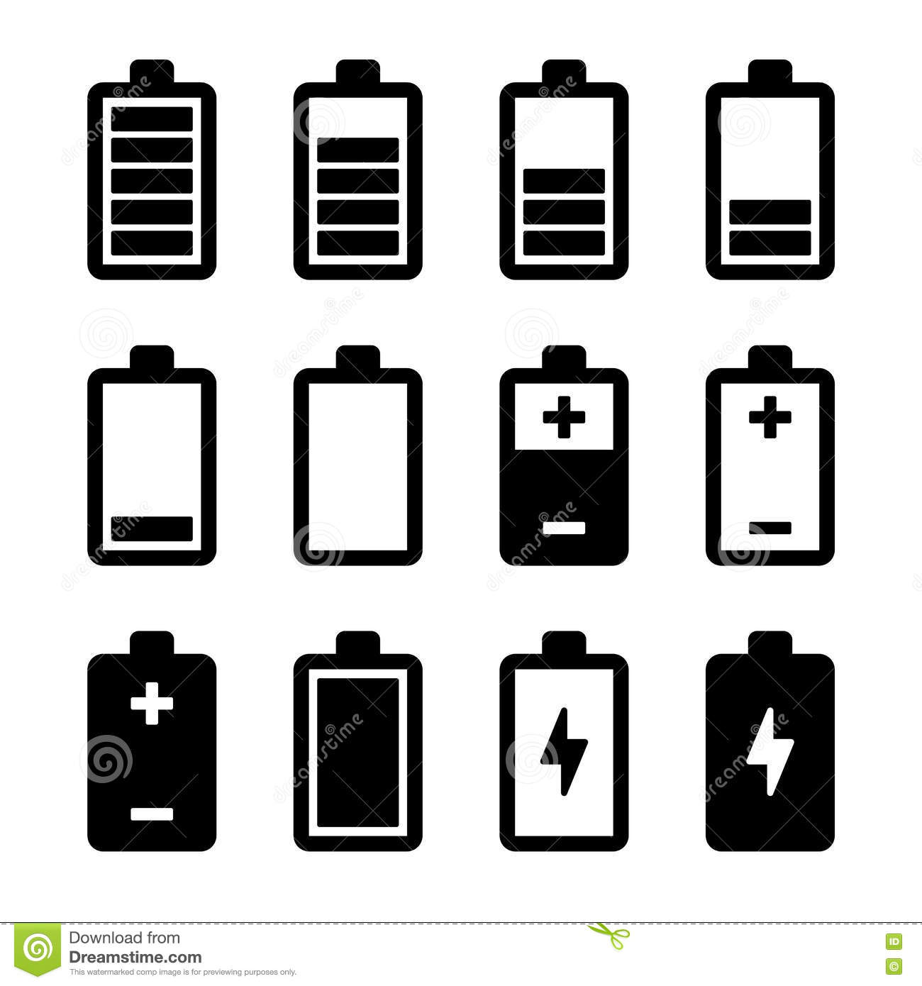 1300x1390 Free Phone Battery Icon Vector 94154 Download Phone Battery Icon