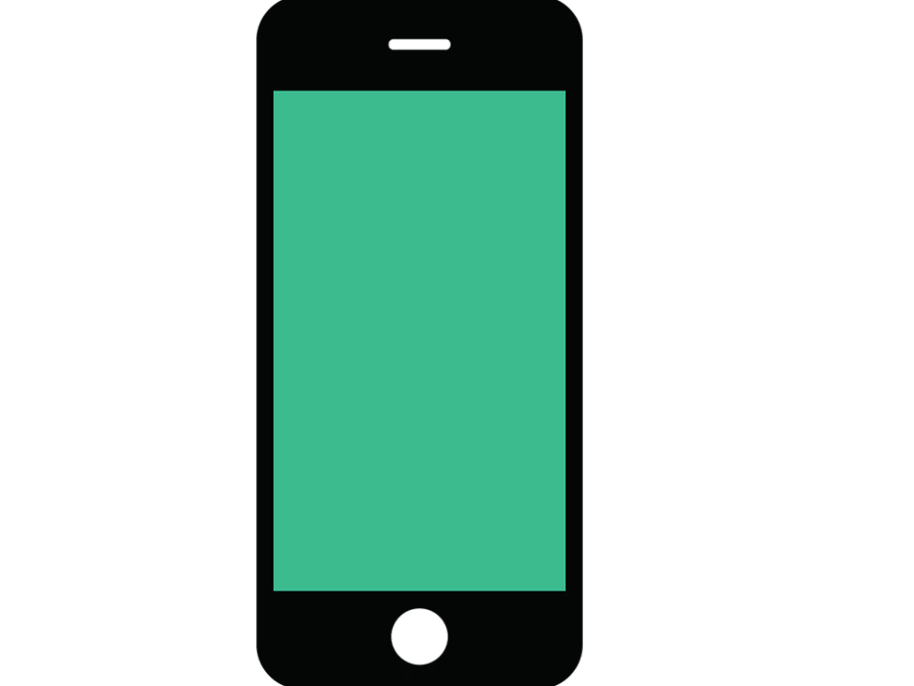 Android Smartphone Vector Png - Download Illustration 2020