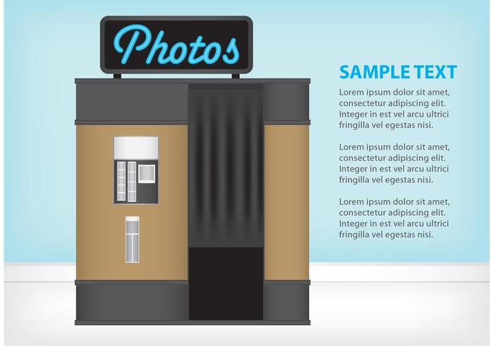 700x490 Photobooth Vector