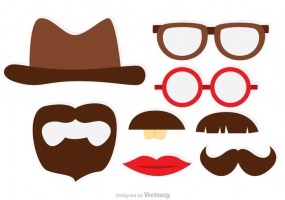 285x200 Photobooth Prop Free Vector Graphic Art Free Download (Found 24