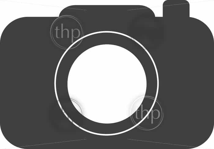 700x487 Simple Camera Vector In Vintage Photo