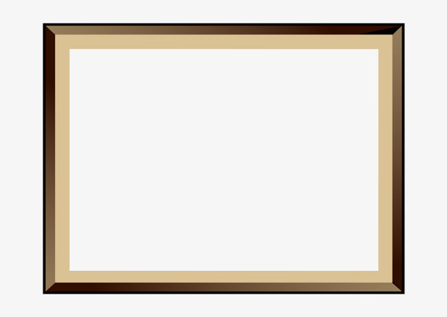 650x461 Frame Vector, Wood Frame, Square Frame Png And Vector For Free