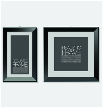 349x368 Modern Photo Frame Free Vector Download (12,946 Free Vector) For