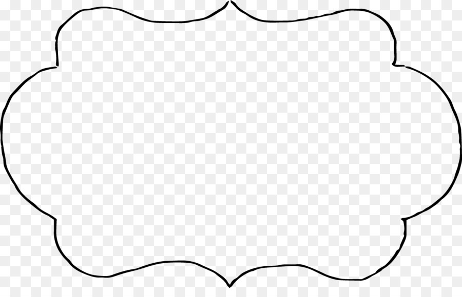 900x580 Download Line Art Monochrome Circle Frame Vector Set