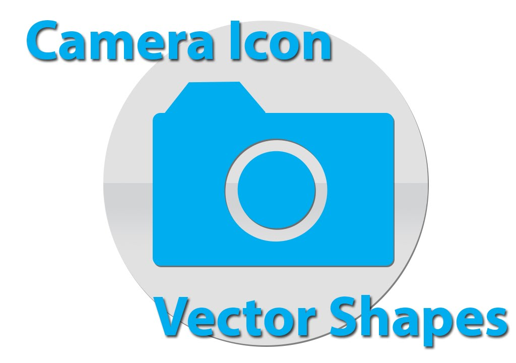 1024x720 Learn How To Make Icon In Adobe Photoshop With Vector Shape
