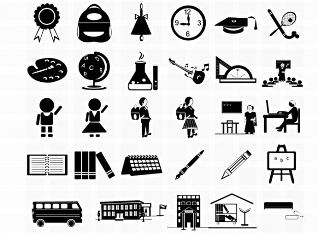 626x460 Photoshop Icons Psd School Icons Vector Icons Psd File Free Download
