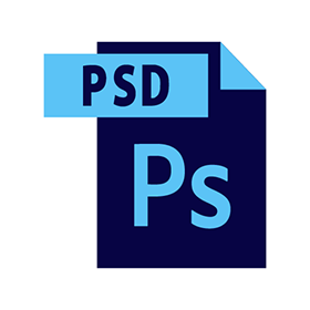 280x280 Adobe Photoshop File Logo Vector Free Download