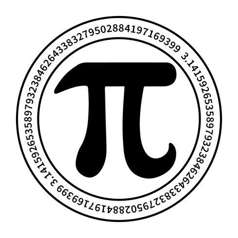 490x490 Pi Symbol Vector