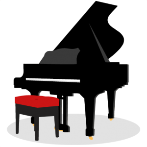 Piano Vector Free Download