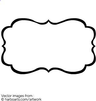 335x355 Download Old Style Frame Vector Graphic