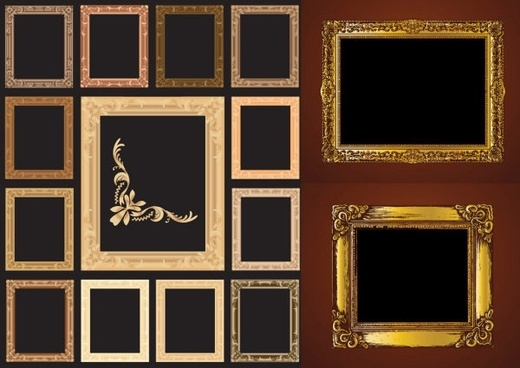 520x368 Frame Free Vector Download (5,872 Free Vector) For Commercial Use