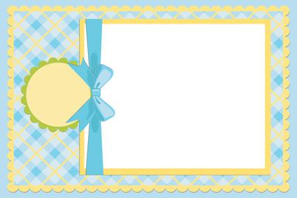 425x284 Baby Photo Frame Vector Free Vector 4vector