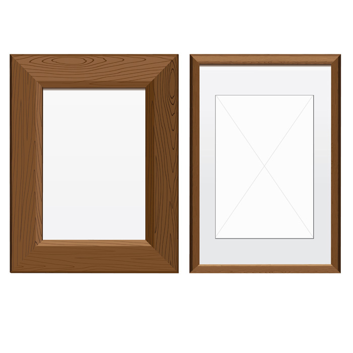700x700 Bytedust Lab Vector Amp Design Do You Want A Wooden Photo Frame