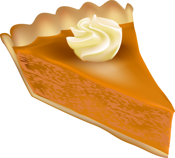 600x543 Slice Of Pie Clip Art