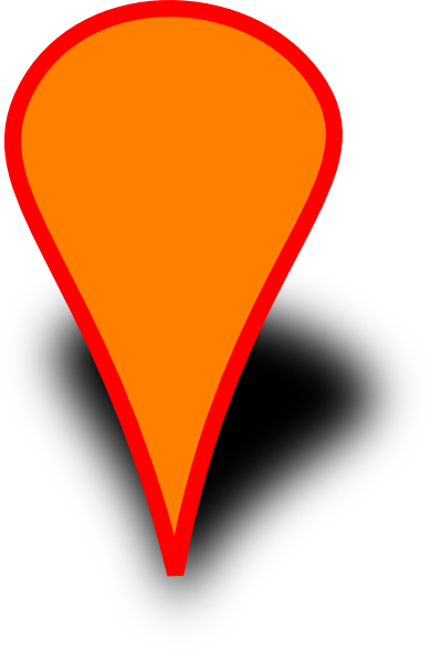 Pin Drop Vector