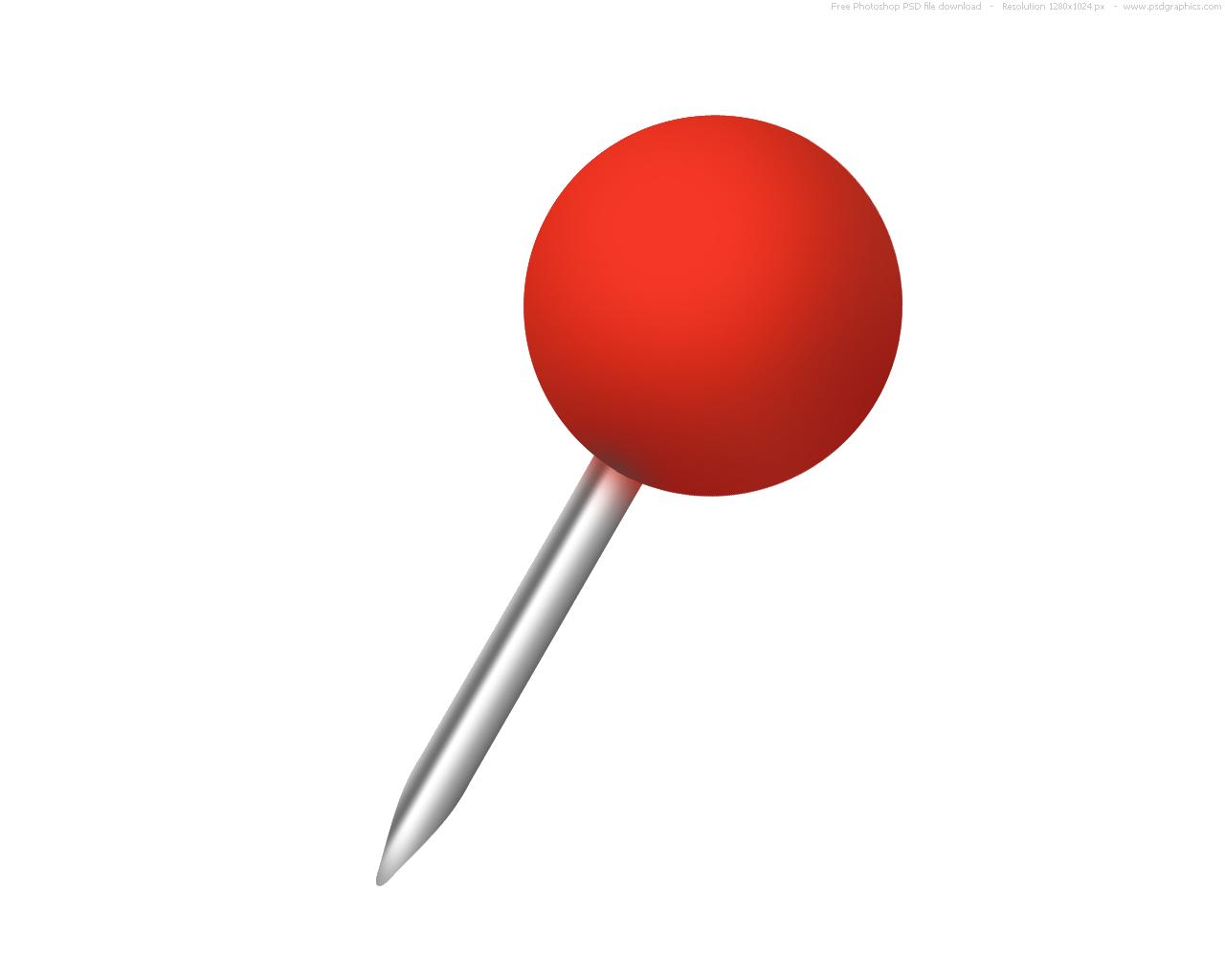 1280x1024 Push Pin Vector Art Icon Web Icons Png