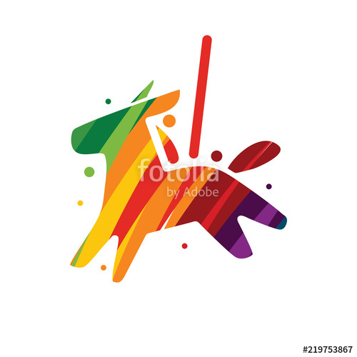 500x500 Pinata Party Vector Stock Image And Royalty Free Vector Files On