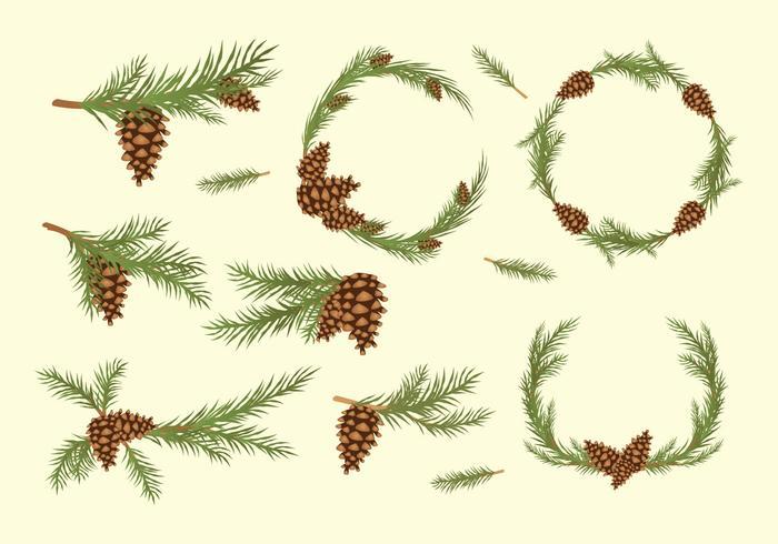700x490 Pine Free Vector Art