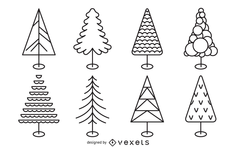 1500x938 Pine Tree Vector Amp Graphics To Download