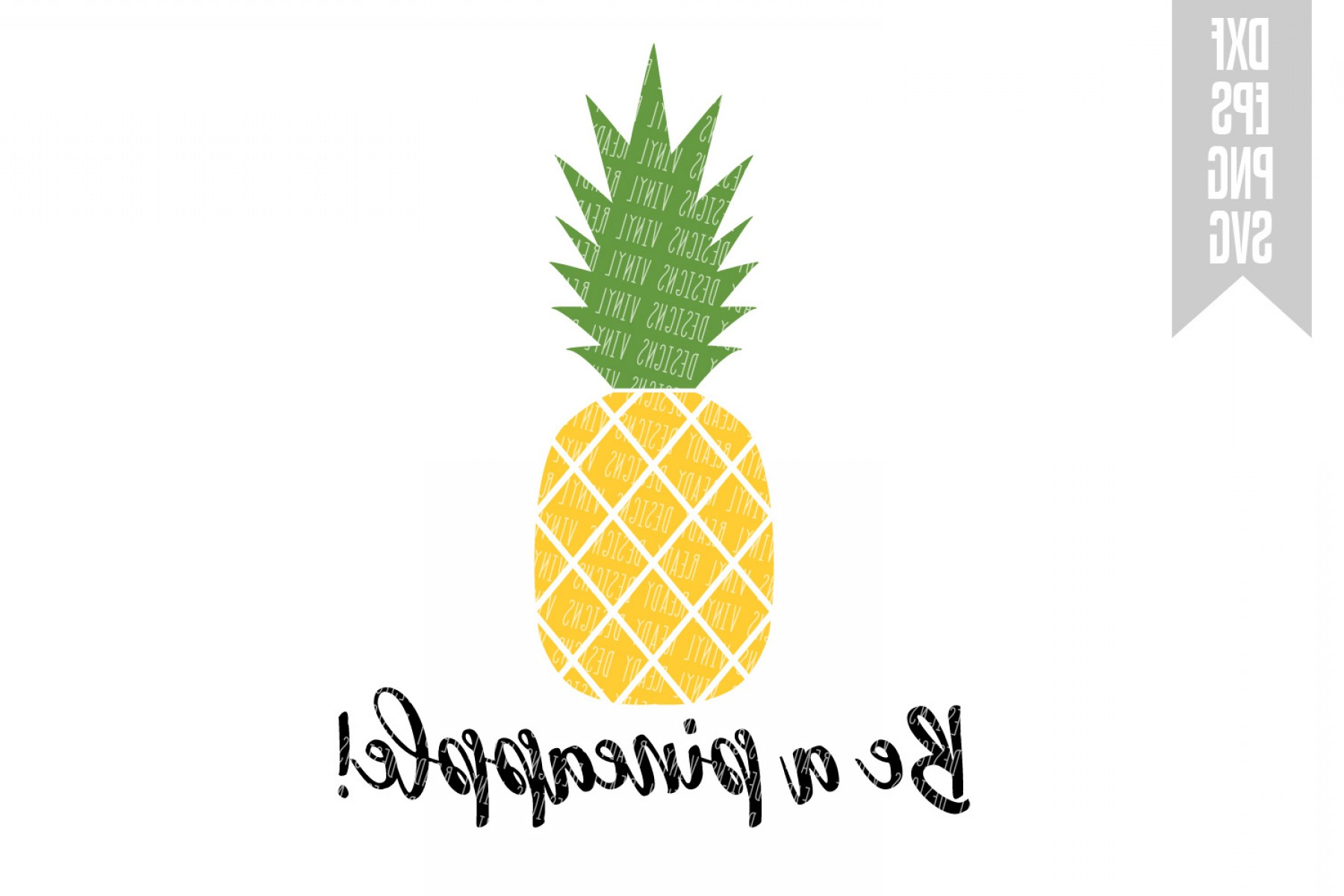 Pineapple Vector at GetDrawings com | Free for personal use