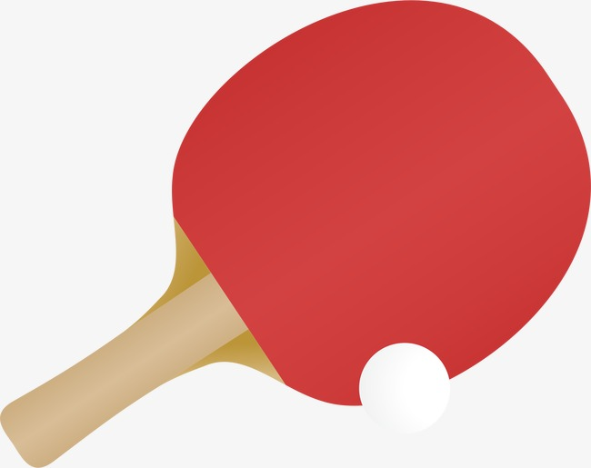 650x515 Ping Pong Paddle, Vector, Ai, Red Png And Vector For Free Download