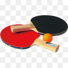 260x260 Ping Pong Paddle Png Images Vectors And Psd Files Free