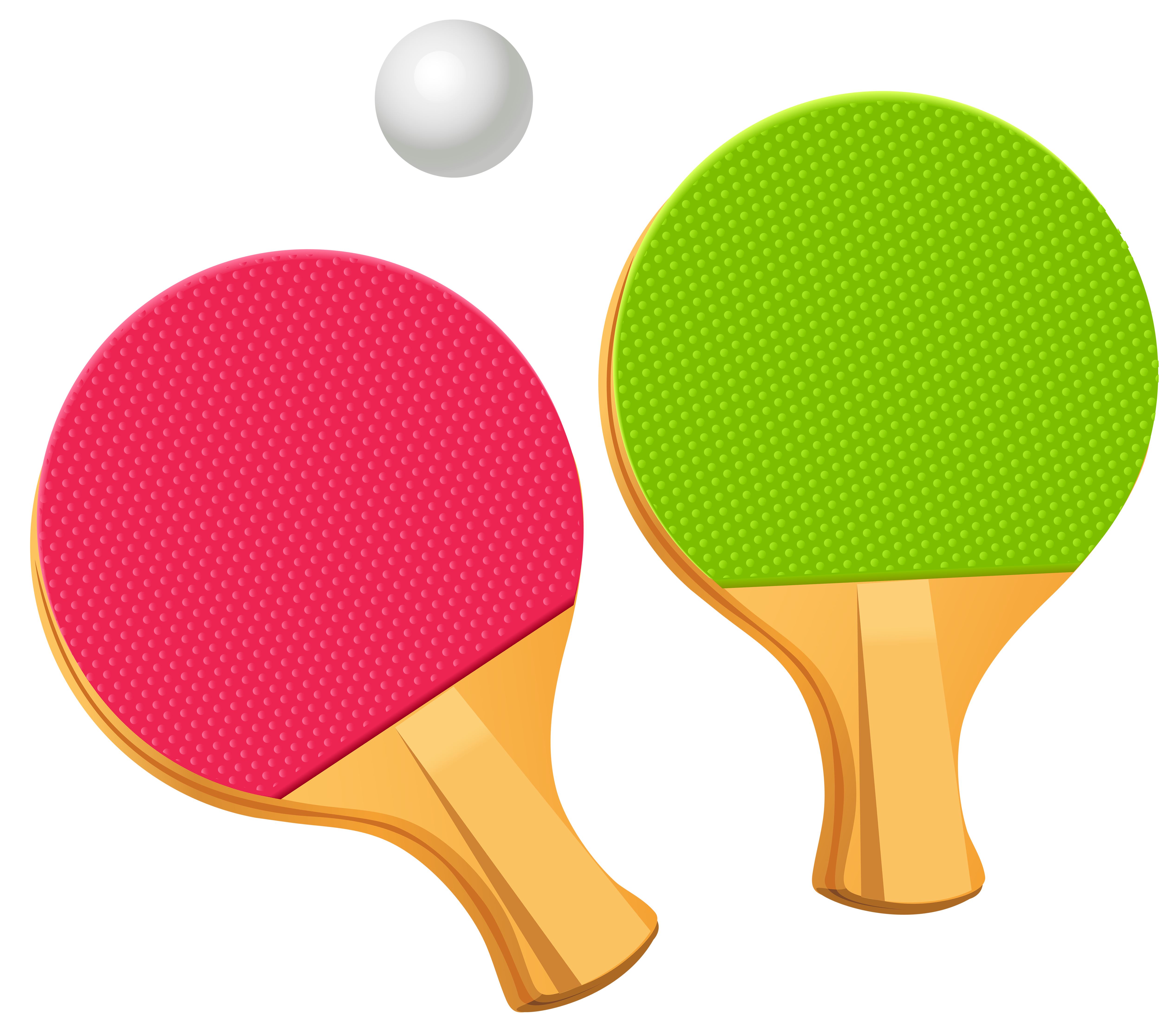 5066x4409 Table Tennis Ping Pong Paddles Png Vector Clipartu200b Gallery