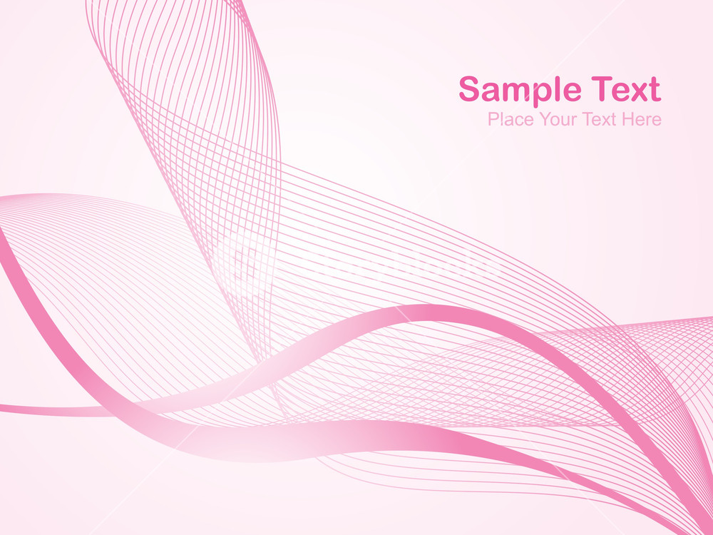 1000x750 Light Pink Abstract Background. Vector Royalty Free Stock Image