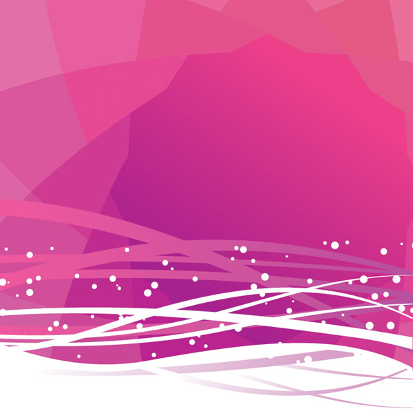 600x600 Dynamic Lines Of Pink And Purple Background Vector Free Vector