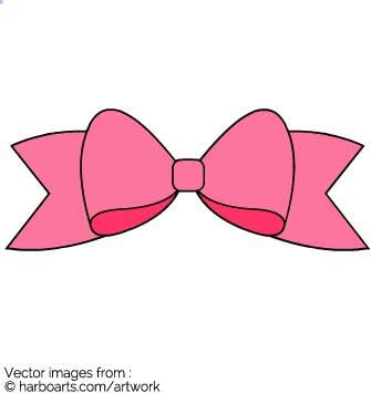 335x355 Download Pink Ribbon Bow