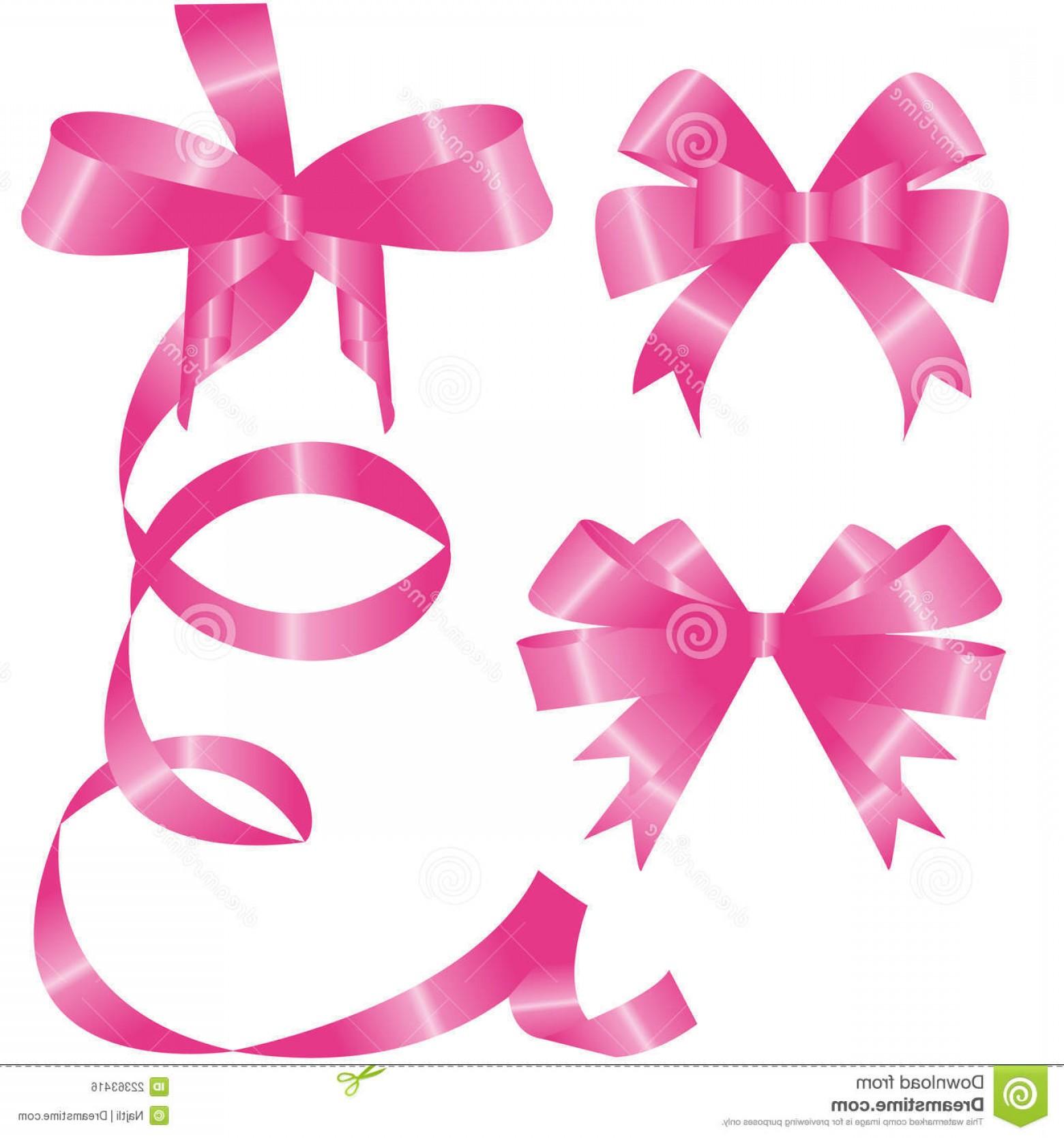 1560x1668 Royalty Free Stock Image Set Pink Bow Image Sohadacouri