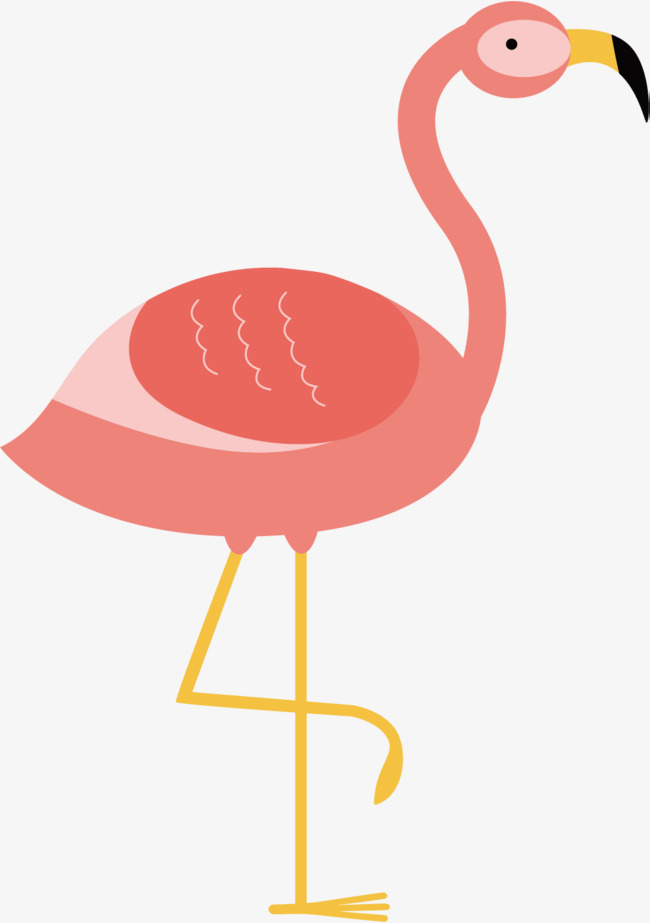 650x923 Pink Flamingo Vector, Flamingo Vector, Pink, Flamingo Png And