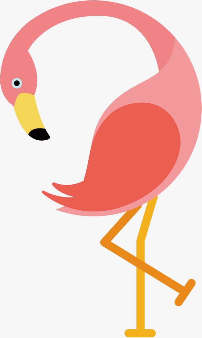 650x1089 Pink Flamingos, Vector Png, Flamingo, Pink Png And Vector For Free