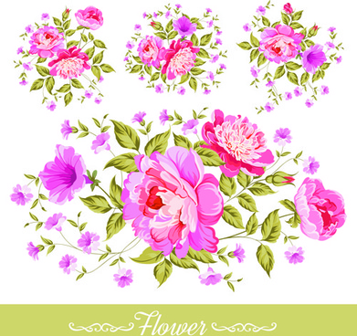 391x368 Pink Flower Free Vector Download (11,757 Free Vector) For